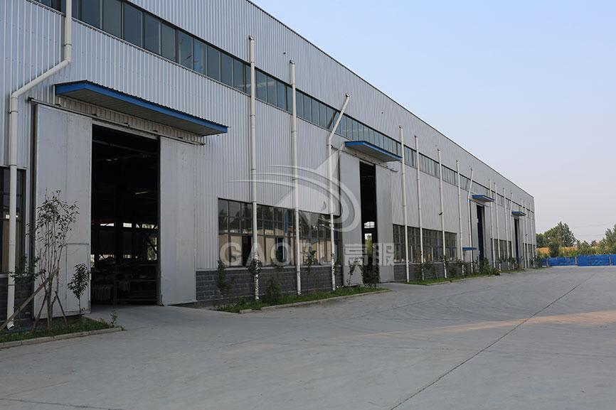 苏州凌云电路板厂房