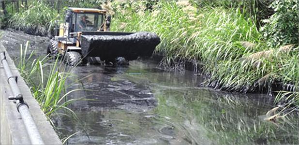 传统煤泥沉淀
