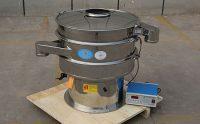 超声波振动筛安装调试