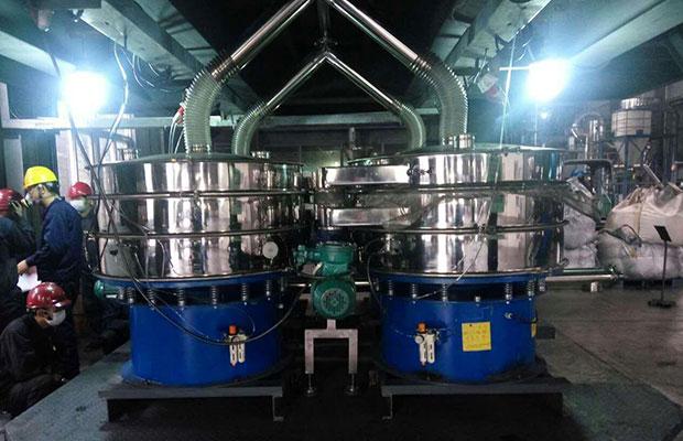 锰酸锂筛分设备